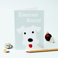 Christmas Kisses Card