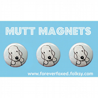 Bedlington Terrier Magnets
