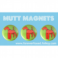 Irish Terrier Magnets