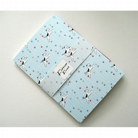 Mini Flying Fox Terrier Notebook