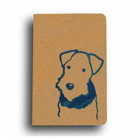 Terrier Moleskine Notebook