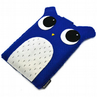 Kindle Case -  Owl Kindle Cover -  Kindle Paperwhite Sleeve