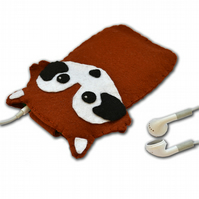 Red Panda iPod / Phone / Gadget Case