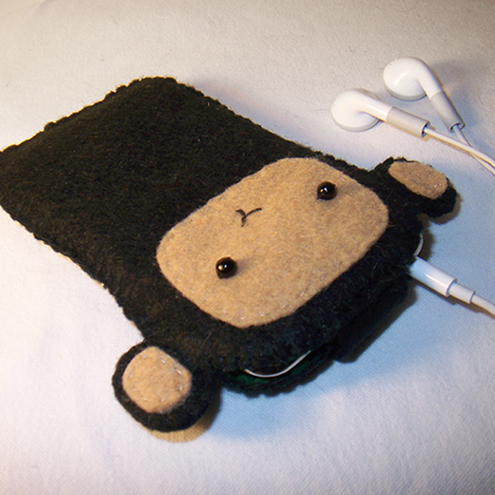 Monkey iPod / iPhone / MP3 Cover