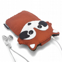 iPhone Case Phone Case iPod Touch Case Mobile Phone Sleeve Red Panda