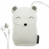 Phone Case iPod Mobile Phone Cover iPhone Sleeve Polar Bear