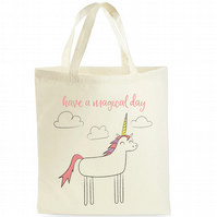 Unicorn Tote Bag - Unicorn Bag