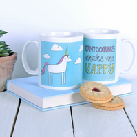 Unicorn Mug - Unicorn Gifts
