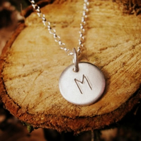 Little Thing - Initial Necklace
