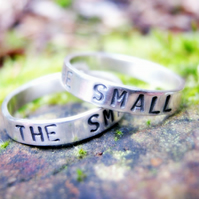Silver Ring - The small one