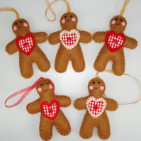 6 for 20.00 christmas decorations special offer