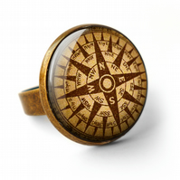 Compass No.1 Ring (DJ03)
