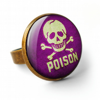 Poison No.2 Ring (DJ09)