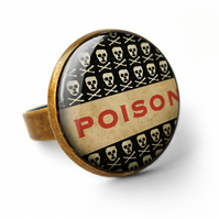 Poison No.1 Ring (DJ06)
