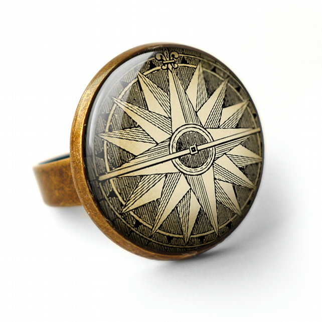 Compass No.2 Ring (DJ07)