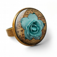 Blue Rose Ring (RR02)