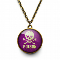 Poison No.2 Necklace (DJ09)