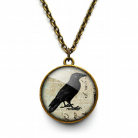 Raven No.1 Necklace (RR01)