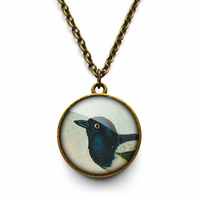 Magpie Necklace (TB08)