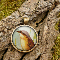 Reed Warbler Large Necklace (TB07)