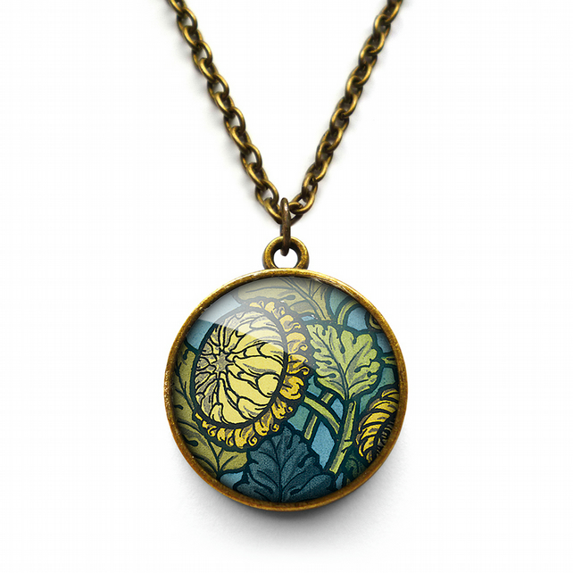 Chrysanthemum Necklace (AN06)