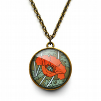 Poppy Necklace (AN07)