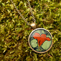 Nasturtium Large Necklace (AN01)