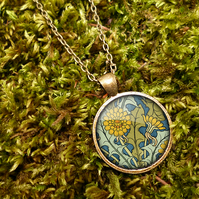 Dandelion Large Necklace (AN04)