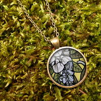 Wisteria Large Necklace (AN03)