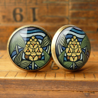 Arrowhead Cufflinks (AN08)