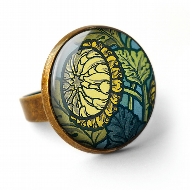 Chrysanthemum Ring (AN06)