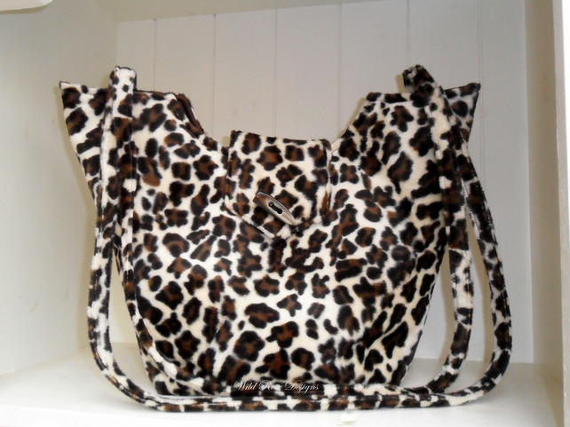 Animal Print Tote - Handbag  Sale item, final reduction!