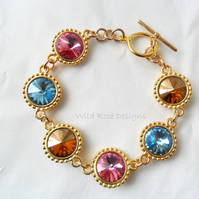 Rainbow Jewel bracelet