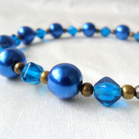 Midnight Blue bracelet.