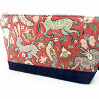 Washbag, toiletries bag