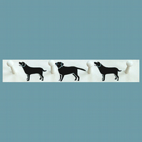 Labrador Coat Rack