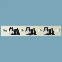 Shih Tzu, Dog Coat Rack