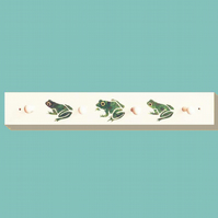 Frogs Coat Rack