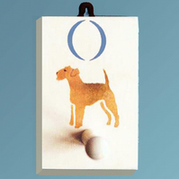 Lakeland Terrier Coat Hook