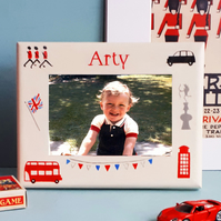 London Icons, Childs' Personalised Photo-Frame