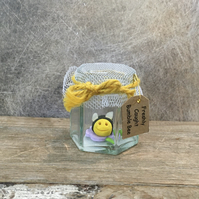 Bumble Bee - Freshly Caught Bumble Bee honey bee beekeeping birthday gift