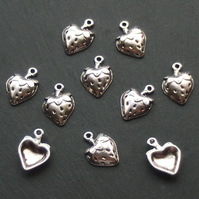10 STRAWBERRY Charms
