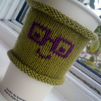 Coffee Cosy : Coffee Cozy : Geek Chic for Nerds