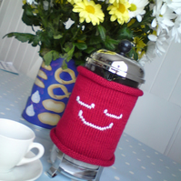 Lazy Sunday Cafetiere / French Press Coffee Cosy