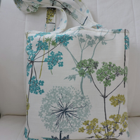 Tote Bag Shopping Bag Craft Bag Meadow Flowers