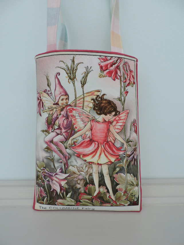 Childs Tote Bag Flower Fairy