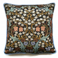 "Cushion cover vintage Sanderson William Morris ""Blackthorn""  early 70s fabric"