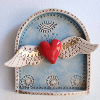 Winged Heart Shrine