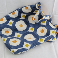 Padded Tote Shopping Bag OOAK OFFER CODE