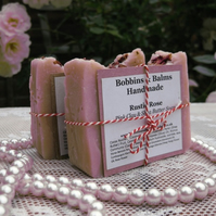 Rustic Rose Soap